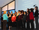 Teen Challenge Choir - Women Side-view
