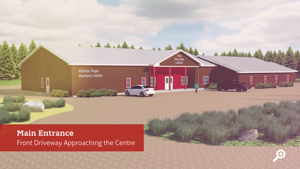 New Alberta Men's Centre